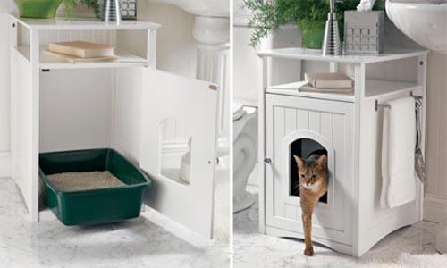 Mueble-para-el-gato-en-baño