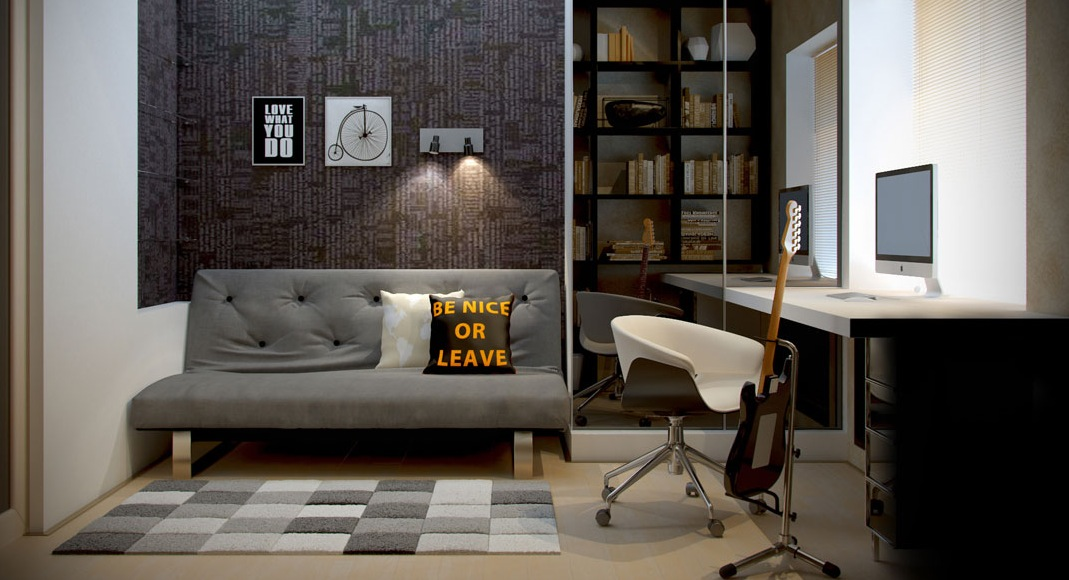 natural-mens-home-office-with-friendly-arrangement