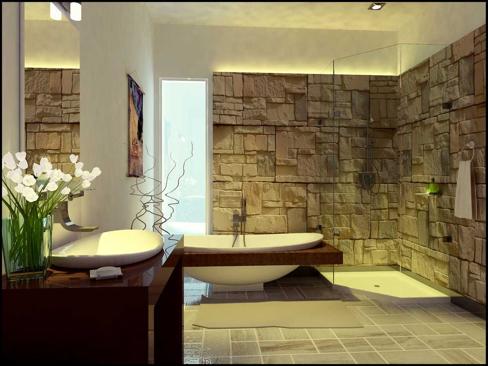 comfortable-unique-and-exotic-stone-wall-bathroom-by-arkiden