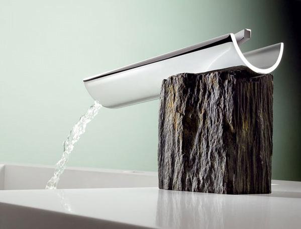 modern-bathroom-faucet-waterfall
