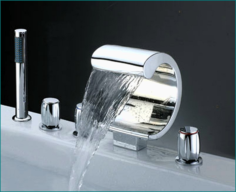 waterfall-bathroom-faucet-home-depot